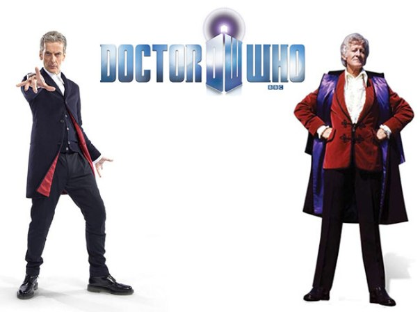 Doctor Who costume revealed for Peter Capaldi | theswitz